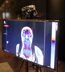 infraroodscreening in bedrijven