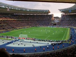 virusverspreiding in het stadion