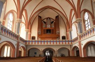 virusverspreiding in de kerk