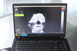 laptop viral sign